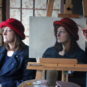 3 Day Portrait Painting Workshop