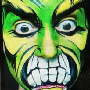 Halloween Face & Body Art