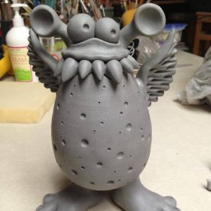 Feb Vacation Mythical Creatures Art & Clay