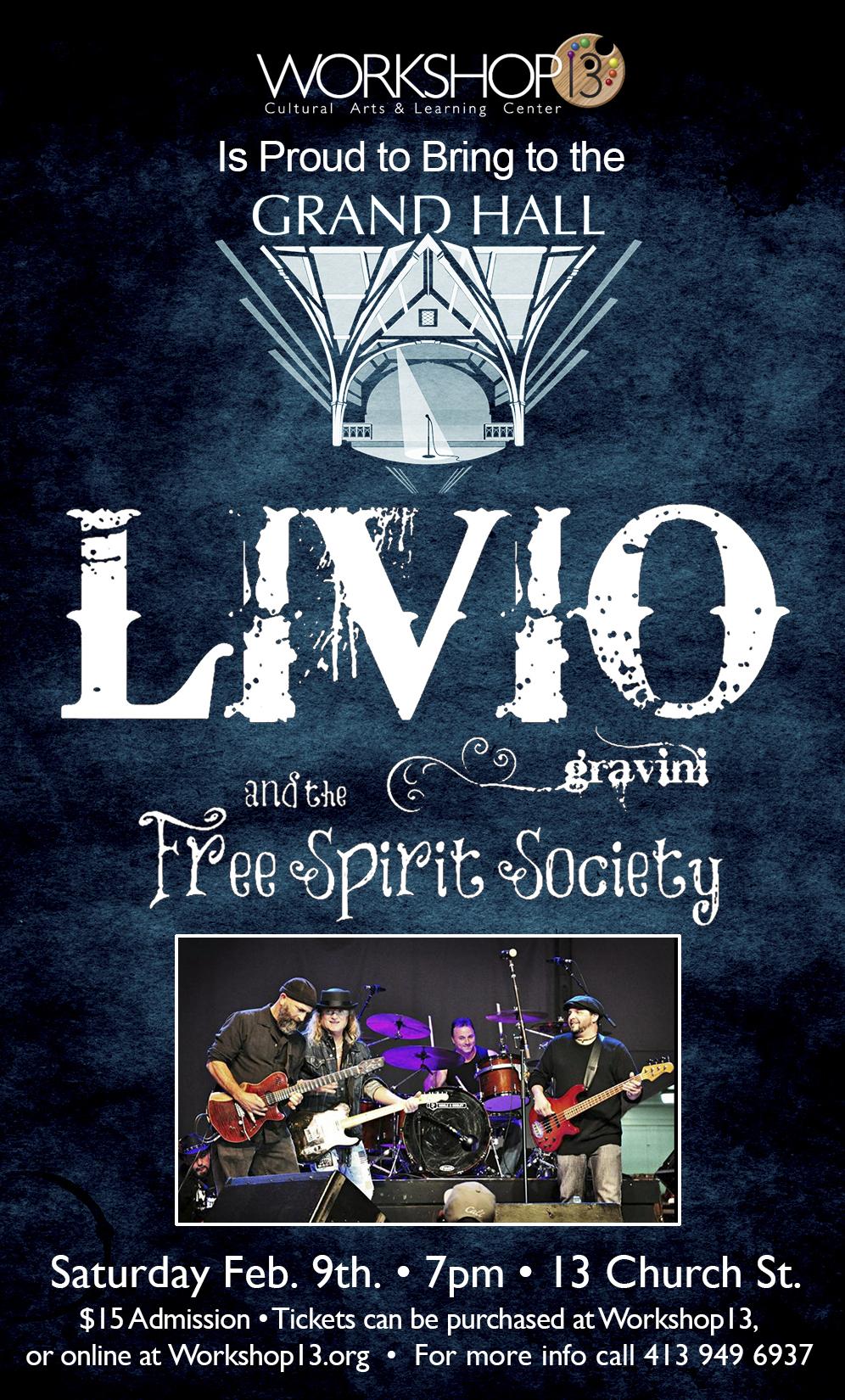 LIVIO & FREE SPIRIT SOCIETY