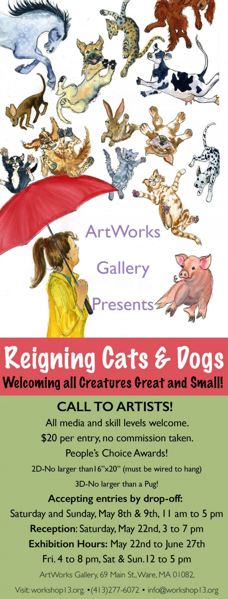 Reigning Cats&Dogs invite